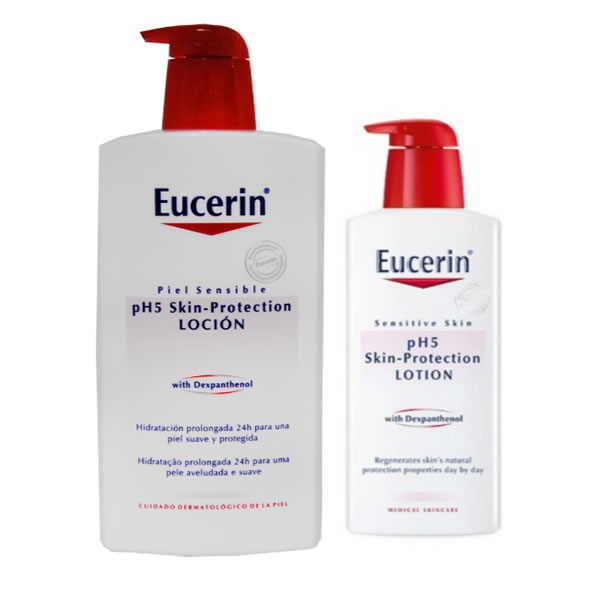 eucerin ph5 skin protection lotion