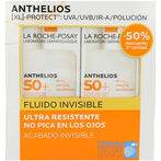 La Roche Posay Anthelios Invisible Fluid Ultra Protection Spf50+ Duplo 2x50ml