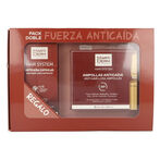 Martiderm Hair System Anticaid Ampoules 30x3ml+Hair System Anticaid Capsules 60 Capsules Set 2 Piezas