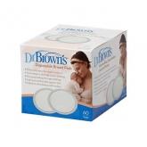 Dr Brown's Coussinets D Allaitement 60 Unité