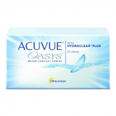 Acuvue Oasys Hydraclear Lentilles De Contact 2 Semaines -2.00 BC/8.4 12 Unités