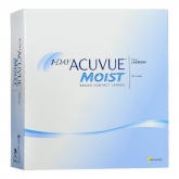 Acuvue Moist Contact Lenses 1 Day Replacement -2.75 BC/8.5 90 Units