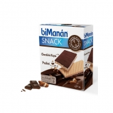 Bimanan Grignotines au Chocolat Noir et Praliné 120g