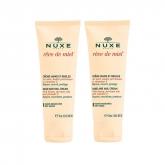 Nuxe Rêve De Miel Crème Mains Et Ongles 2x50ml
