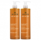 Nuxe Rêve De Miel Face And Body Cleansing Gel 2x400ml