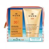 Nuxe Sun Crème Délicieuse Visage Spf30 50ml Coffret 3 Produits 2018
