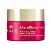 Nuxe Merveillance Expert Crème Riche Lift Fermeté Peaux Sèches 50ml