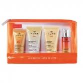 Nuxe Sun Crème Visage Spf50 30ml Coffret 4 Produits