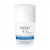 Vichy Déodorant Sans Sels D Aluminium Roll On 50ml