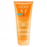 Vichy Ideal Soleil Milk-Gel Wet Skin Spf30 200ml