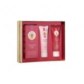 Roger & Gallet Gimgembre Rouge Intense Eau De Parfum Bienfaisante Vaporisateur 50ml Coffret 3 Produits 2016
