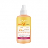 Vichy Ideal Soleil Solar Protective Water Antioxidant Spf30 200ml
