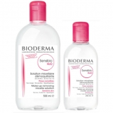 Bioderma Sensibio H2O Solution Micellaire Peaux Sensibles 750ml