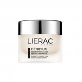 Lierac Déridium Wrinkle Correction Moisturizing Cream Normal Skin 50ml