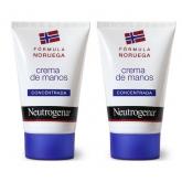 Neutrogena Crème Mains Hydratante Concentrée 2x50ml