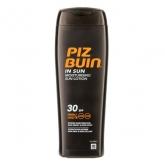 Piz Buin In Sun Lotion Solaire Hydratante SPF30 200ml