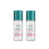 Roc Keops Sensitive Déodorant Roll On 2x30ml
