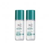 Roc Keops Roll On Deodorant 2x30ml