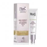 Roc Pro Correct  Crème Anti Rides Régénérante Riche 40ml