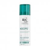 Roc Keops Déodorant Spray Fraîcheur Peau Normale 100ml
