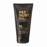 Piz Buin Tan And Protect Tan Intensifying Lotion Solaire Spf15 150ml