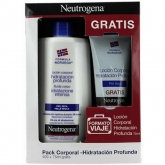 Neutrogena Lotion Corps Hydratante 400ml + 75ml