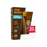 Piz Buin Hydro Infusion Spf30 150ml + Hydro Infusion Face Spf50 50ml
