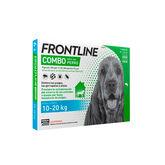 Frontline Combo Spot-On Dogs 10-20 Kg 6U