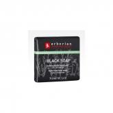 Erborian Black Soap Savon Visage Purifiant 75g