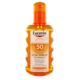 Eucerin Sun Spray Transparent Lsf50 200ml