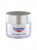Eucerin Hyaluron Filler Soin De Jour Peau Sèche Spf15, 50ml