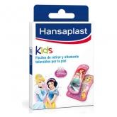 Hansaplast Princesses Pansements 16 Unités
