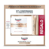 Eucerin Hyaluron-Filler + Elasticity Cream Day Fps15 Set 2 Pieces