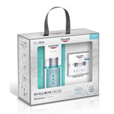 Eucerin Hyaluron Filler Moisture Booster Box 30ml+ Eucerin Hyaluron-Filler Day SPF 15 Dry Skin 50ml