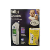 Braun Thermoscan7 Age Precision Irt6520 +Gif Pack
