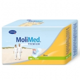 Hartmann Molimed Premium Mini Protections Anatomiques 14 Unités