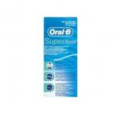 Oral B Super Floss Fil Dentaire