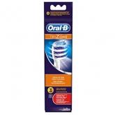 Oral-B Brossette Trizone 3 Unités