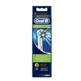 Oral-B CrossAction brossettes 3 Unités