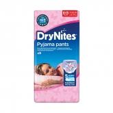 Drynites Pyjama Pants Sous Vêtements Nuit 8-15 Ans 9 Unités