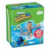 Huggies Little Swimmers Pannolino Costumino Taglia  3-4 20 Unità