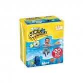 Huggies Little Swimmers Swim Pants Size 2-3 20 Units