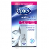Optrex ActiMist 2in1 Spray Yeux Secs Ou Fatigués 10ml