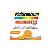 Multicentrum Immuno C 28 Effervescent Granule Envelopes