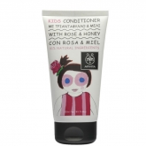Apivita Kids Conditioner With Bulgarian Rose And Honey 150ml