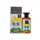 Apivita Kids Shampoo With Chamomile German And Honey 200ml