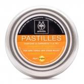 Apivita Pastilles For Store Throat Propolis & Licorice 45g