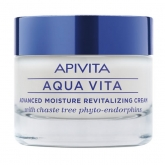 Apivita Aqua Vita Advanced Moisture Revitalizing Cream For Very Dry Skin 50ml