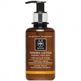 Apivita Tonic Lotion for Normal Dry Skin With Honey And Orange 200ml