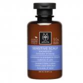 Apivita Sensitive Scalp Shampoo With Lavender And Honey 250ml